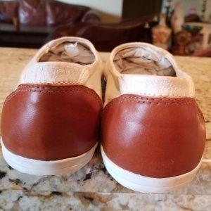 Tretorn canvas deck shoe sz 8